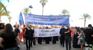 International Choir Competition and Festival ,,Canco